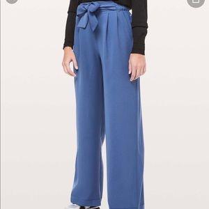 Lululemon Noir Pants, Blue
